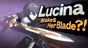 Lucina, Robin, Captain Falcon, and Female Robin are Confirmed for Super Smash Bros.