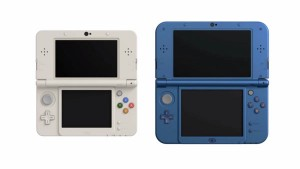 A New 3DS with a Second Analog Stick is Revealed