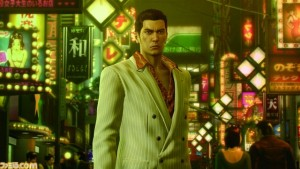 Hit the Streets with the First Look at Yakuza 0