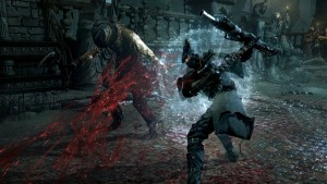 Here's a Few Brutal Shaky-Cam Recordings of Bloodborne from Gamescom 2014