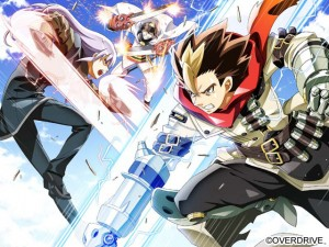 Chou Dengeki Stryker Review – High Flying Shonen Action