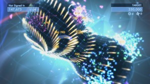 Prepare Your Face for the Launch Trailer of Geometry Wars 3: Dimensions
