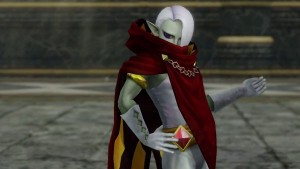 Check Out the Super Creepy Villain Ghirahim in Hyrule Warriors