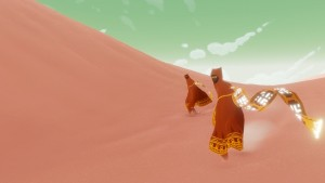 Journey and The Unfinished Swan are Even Prettier on Playstation 4