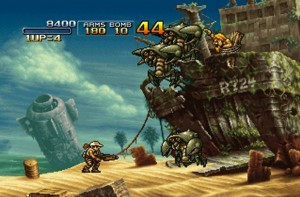 Ready Your Guns – Metal Slug 3 is Coming to PS3, PS4, and Vita