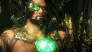 Kano is Channeling Game of Thrones in Mortal Kombat X – Look at That Khal Drogo Beard!