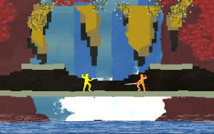 PlayStation owners! Prepare for glorious battle in Nidhogg!
