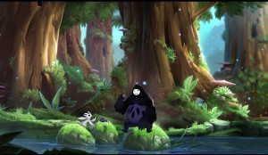 Here's Some Breathtaking Ori and the Blind Forest Gameplay from Gamescom 2014