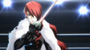 Mitsuru Kirijo is Going to Cut You Up in Persona 4 Arena Ultimax