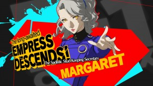 Margaret is Coming West as Paid DLC in Persona 4 Arena Ultimax