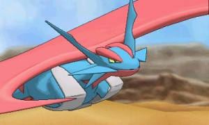 See Mega Altaria, Salamence, Lopunny, and More in Action for Pokemon Omega Ruby and Alpha Sapphire