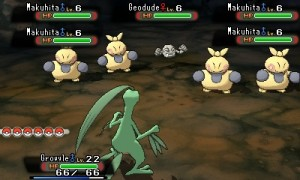 Horde Battles Can Happen with Trainers in Pokemon Omega Ruby and Alpha Sapphire