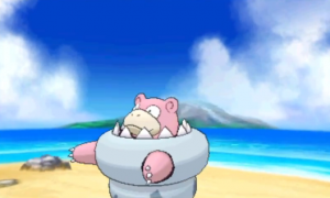 Mega Slowbro is Officially Confirmed for Pokemon Omega Ruby and Alpha Sapphire