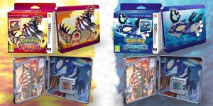 Pokemon Omega Ruby and Alpha Sapphire are Getting Steelbooks in Europe