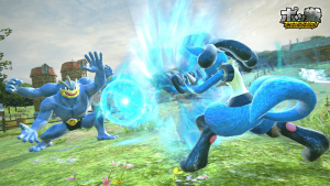 Pokken Tournament is Revealed for Arcades