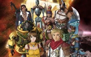 Remasters for Phantasy Star and Rogue Galaxy have Appeared on the Japanese PS2 Classics