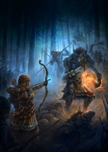 Paradox Interactive have Confirmed Both Runemaster and Hollowpoint for Playstation 4
