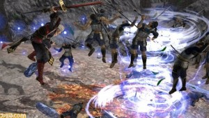Here's a Look at Samurai Warriors: Chronicles 3 on Playstation Vita