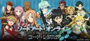 Sword Art Online is Getting a Final Fantasy Inspired Smartphone Game