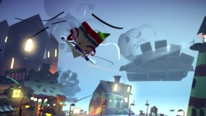 Bad News Vita Fans – Tearaway Unfolded was Announced for Playstation 4