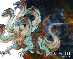 Here's the Debut Gameplay and Trailer for Mistwalker's Terra Battle