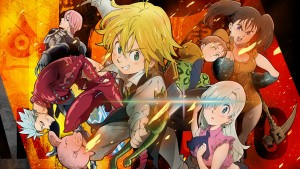 The Seven Deadly Sins: Unjust Sin is Revealed for 3DS