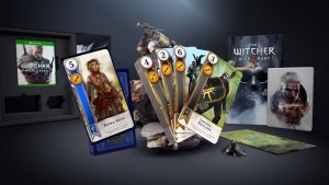 The Collector's Edition for The Witcher 3 on Xbox One is Getting an Exclusive Card Game