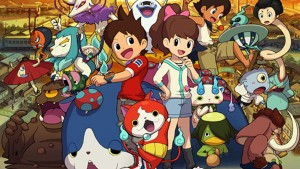 Yokai Watch is Finally Coming West in 2015