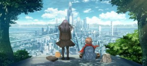 WORLD END ECONOMiCA Episode 1 Review—The Moon Is Yet Out Of Reach