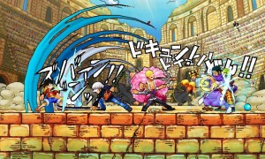 Here's the Explosive Second Trailer for One Piece: Super Grand Battle! X