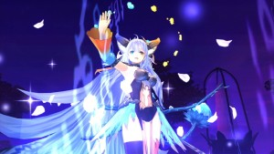 Witness the Purification Ceremony in Ar nosurge: Ode to an Unborn Star