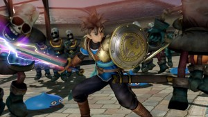 Here's the Musou-laden Debut Gameplay for Dragon Quest: Heroes