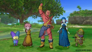 The Producer of Dragon Quest X Wants the Game on PS4