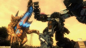 Earth Defense Force 4.1 has Glorious Kaiju vs. Robot Action