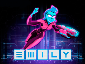 Battle Liberty Corp. as the Genetically Enhanced Emily