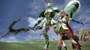 Yep, the Final Fantasy XIII Trilogy is Coming to PC