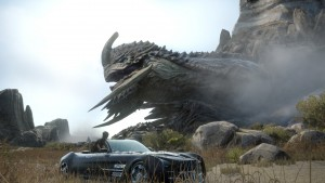 Get Your Mind BLASTED with a New Final Fantasy XV Trailer