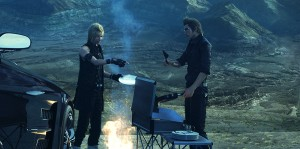 Final Fantasy XV Director Wants the Game more Casual with 1-Button Combat