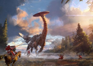 Is Guerrilla Games Developing a Sci-Fi RPG Filled with Robot Dinosaurs?