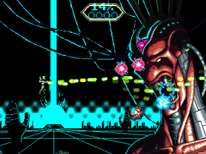 Level 2: The Virus Master is a Shmup Brilliantly Put to Heavy Metal