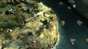 Meridian: New World is a Traditional RTS with RPG Elements