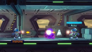 Get Your Race on with Mighty No. 9