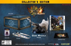 America is Getting a Collector's Edition for Monster Hunter 4 Ultimate