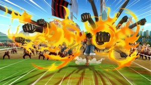 Gameplay for One Piece: Pirate Warriors 3 is Coming at TGS 2014