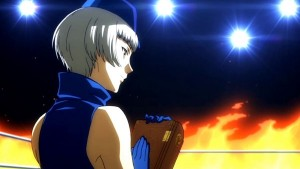 Check Out Teddie, Elizabeth, and Mitsuru in Persona 4 Arena Ultimax