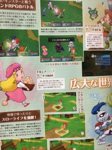 Marvelous is Making a PoPoLoCrois-Harvest Moon Mash-Up