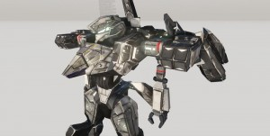 Of Course Project Nimbus has a Transforming Mech