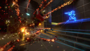 Reflex is an Adrenaline Filled, Skill & Precision Based FPS
