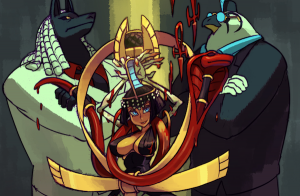 The Seductress Eliza is Now Available in Skullgirls Encore