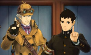 Fight for Justice in a New Trailer for The Great Ace Attorney